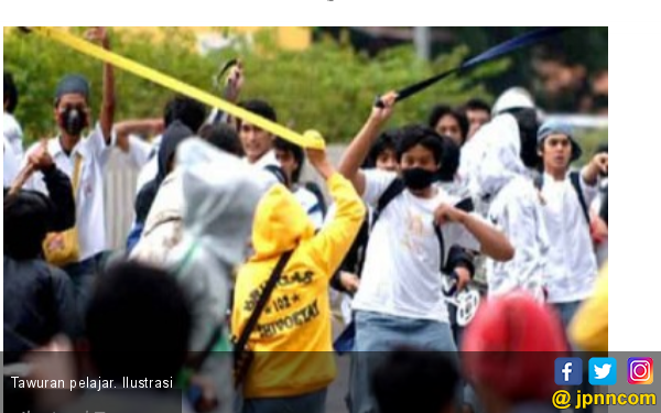 Furqon jadi Korban Tawuran Pelajar di Karawang - JPNN.COM