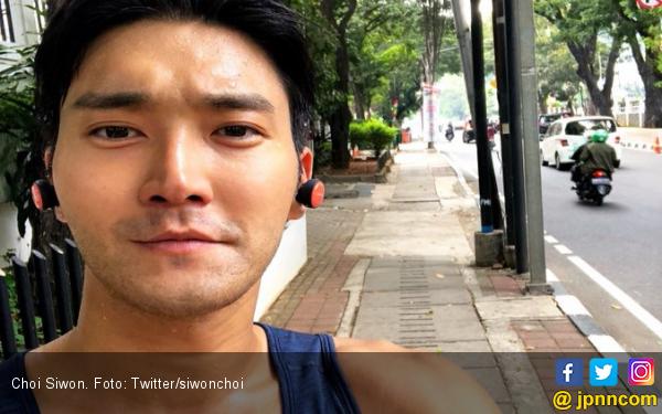 Pesan Menyentuh Siwon 'Super Junior' untuk Indonesia - JPNN.com