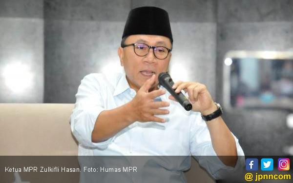 Promosikan Prabowo-Sandi, Ketua MPR Disoraki Mahasiswa - JPNN.COM