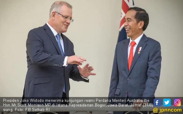 PM Australia: Jokowi Bukan Sekadar Presiden dengan Senyum Terbaik - JPNN.com