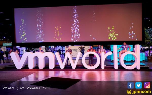VMware Hadirkan Platform Terlengkap untuk Digital Workspace - JPNN.COM