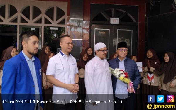 Kunjungi Habib Novel, Eddy Didoakan Menang - JPNN.COM