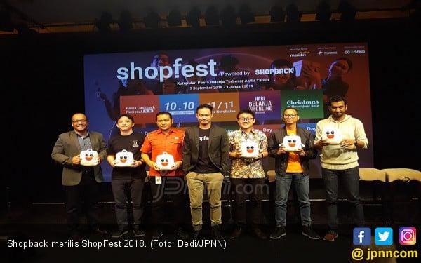 Transaksi Melambung, ShopFest 2018 Tak Terpengaruh Rupiah - JPNN.COM