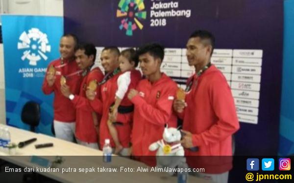 Raih Emas Asian Games, Sempat Hendak Mundur saat Pelatnas - JPNN.com