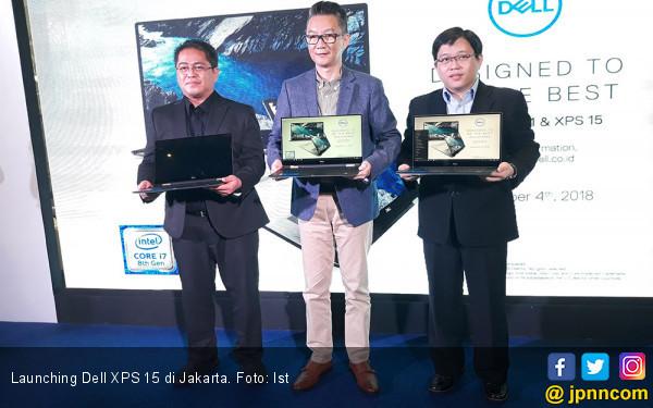 Dell Luncurkan Jajaran XPS 15 Paling Tipis - JPNN.COM