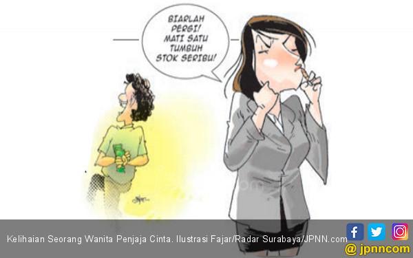 Kelihaian Seorang Wanita Penjaja Cinta - JPNN.COM