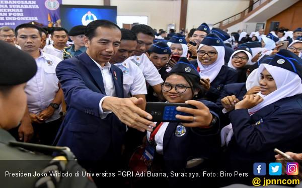 Jokowi Boleh ke Universitas, Kenapa Prabowo Dilarang? - JPNN.COM