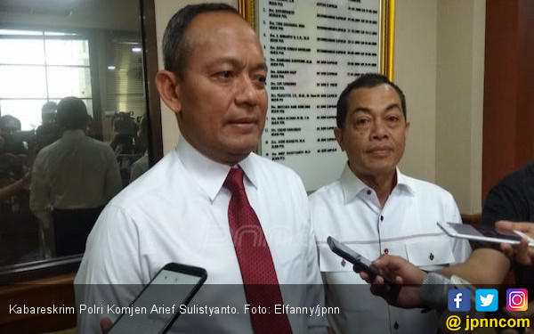 Calon Taruni Gugur Seleksi Gegara COVID-19, Komjen Arief Bilang Begini - JPNN.com