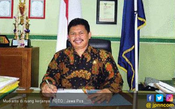 Ini Dia Profil Mudianto, Kepala SMK Terbaik Se - Indonesia - JPNN.COM