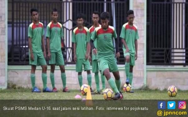 Liga 1 U-16: Ini Jadwal Lengkap PSMS Medan di Grup A - JPNN.COM