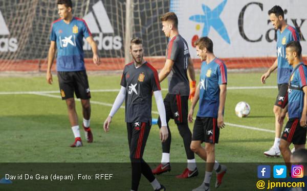 Inggris vs Spanyol: De Gea atau Kepa? - JPNN.com