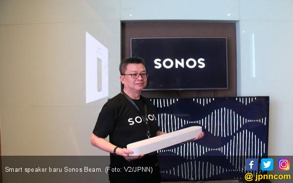 Smart Speaker untuk Televisi Atau Menikmati Musik - JPNN.COM