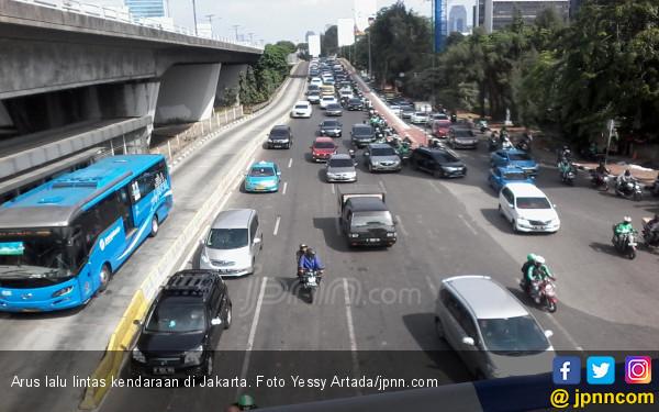 Kemacetan Hingga Kecelakaan di Jakarta Alami Penurunan - JPNN.com