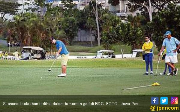 Main Golf untuk Lepas Kangen - JPNN.COM