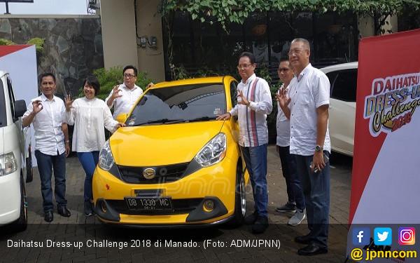Puluhan Modifikator Daihatsu Guncang Manado - JPNN.COM