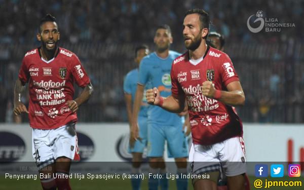 Pelatih Bali United Pastikan Spaso Absen Vs Bhayangkara FC - JPNN.COM