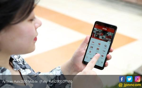 Aplikasi Auto2000 Mobile Manjakan Pelanggan Milenial - JPNN.COM