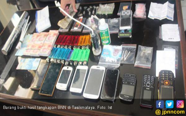 BNN Bongkar Rental Pemakaian Sabu di Tasikmalaya - JPNN.COM