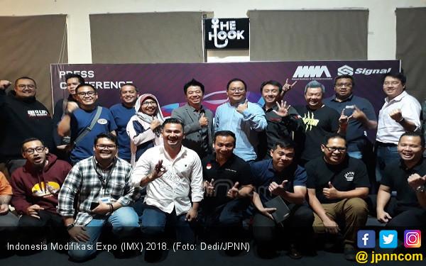 Indonesia Modification Expo 2018 Siap jadi Barometer Baru - JPNN.COM