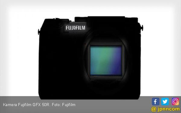 Inilah Spesifikasi GFX 50R, Kamera Fujifilm Terbaru - JPNN.COM