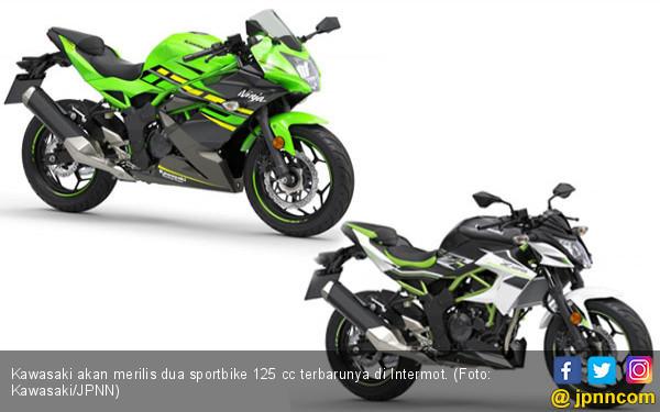 Perbedaan Sportbike 125 cc Kawasaki Model 2019 - JPNN.COM