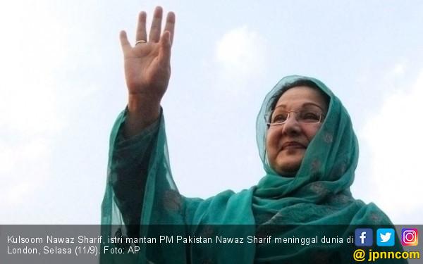 Begum Kulsoom, Mantan Ibu Negara yang Nyalinya Melebihi Pria - JPNN.COM