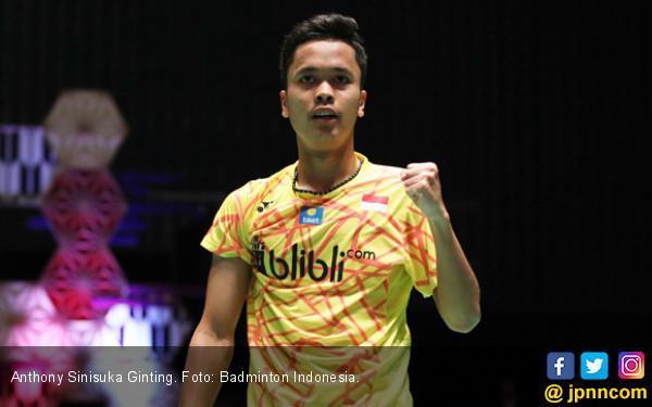 China Open: Ginting Ketemu Lin Dan, Tommy Jumpa Shi Yuqi - JPNN.COM