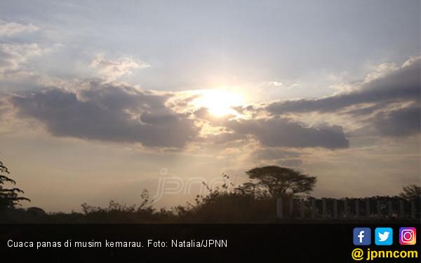 Musim Kemarau, Cuaca Panas Capai 43 Derajat Celcius - JPNN.com