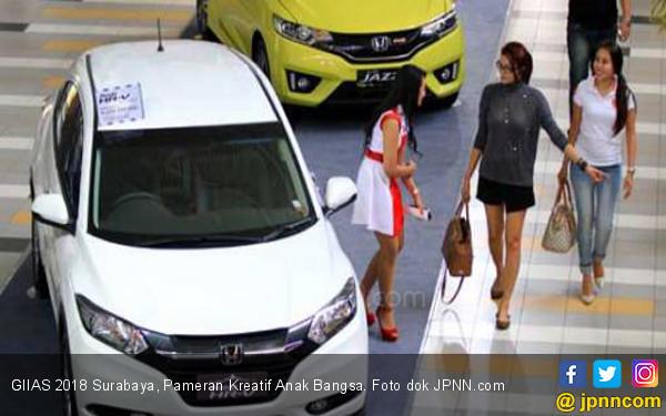 GIIAS Surabaya 2018 Targetkan 500 Unit Terjual - JPNN.COM