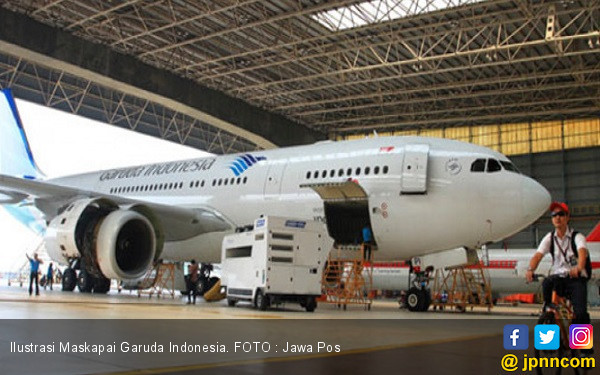 Pesawat Garuda Indonesia B737 Max 8 Layak Terbang? - JPNN.COM