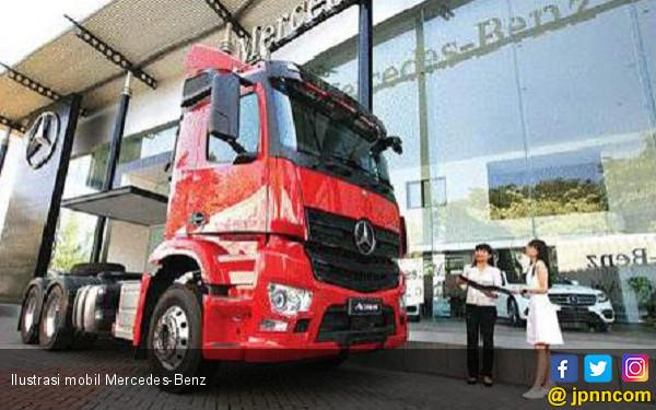 Mercedes Agresif di Pasar Kendaraan Niaga - JPNN.COM