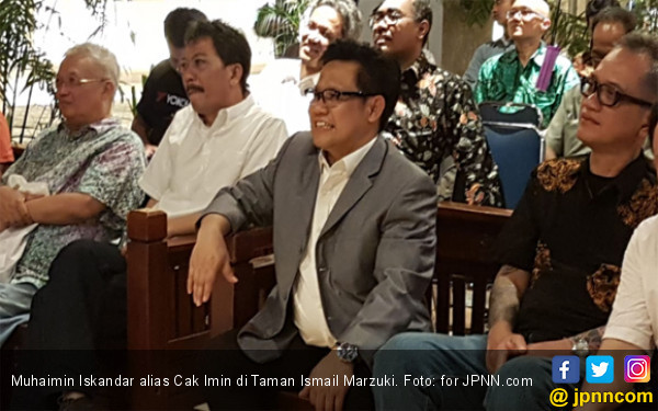 Cak Imin Ingin Seni jadi Panglima di Indonesia - JPNN.COM