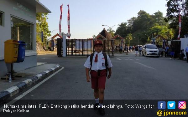 Sepeda untuk Nursaka, Bukan Ingin Mendahului Presiden - JPNN.COM