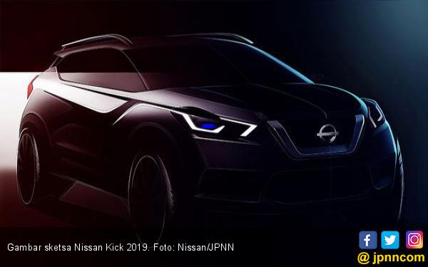 Nissan Kicks Mempersiapkan Diri Pada Awal Tahun 2019 - JPNN.COM