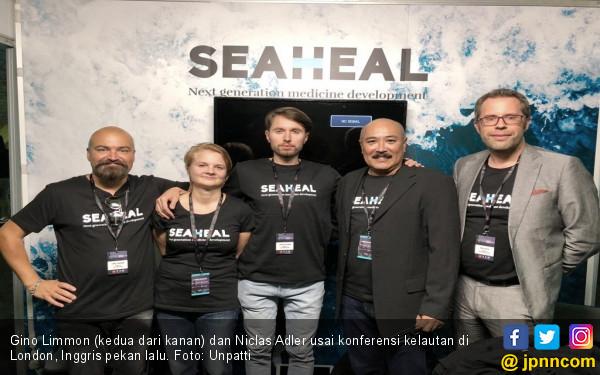 Bentuk Perusahaan, Unpatti Ambon Gandeng Ilmuwan Swedia - JPNN.COM