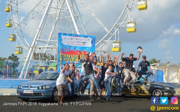 Guyub Komunitas Peugeot di Jamnas FKPI 2018 - JPNN.COM