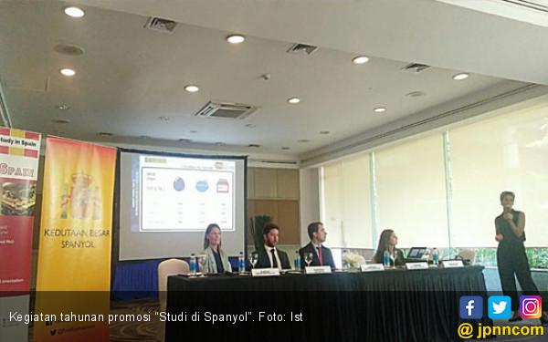 Yuk Kejar Beasiswa Kuliah di Spanyol - JPNN.COM