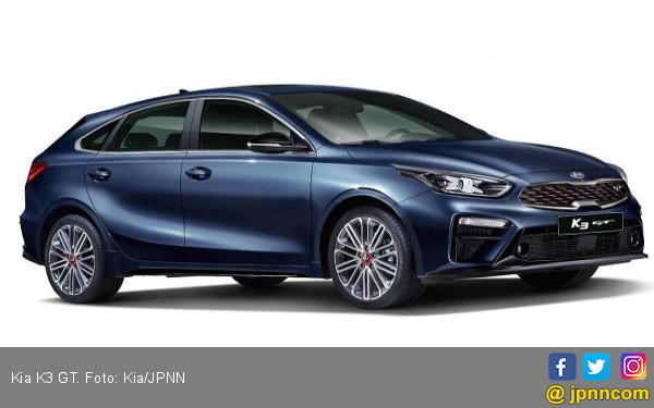 Melihat Jejak BMW di Sportswagon Kia K3 GT - JPNN.COM