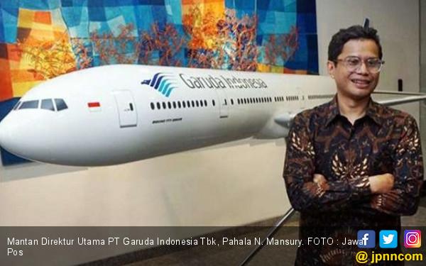 Pahala Jabat Posisi Direktur Keuangan Pertamina - JPNN.COM