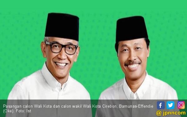 KomunaL: PSU Kota Cirebon Simbol Kemenangan Pasangan Oke - JPNN.com