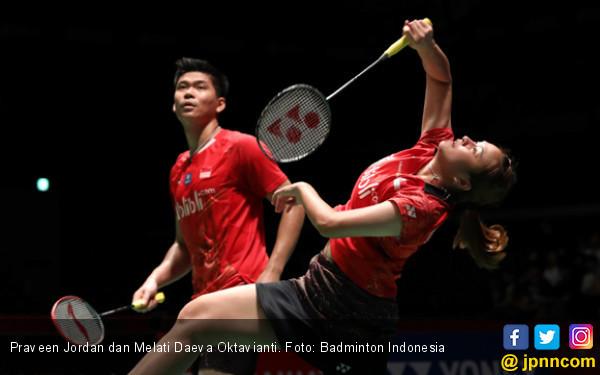 Owi / Butet vs Praveen / Melati di Final Fuzhou China Open? - JPNN.COM