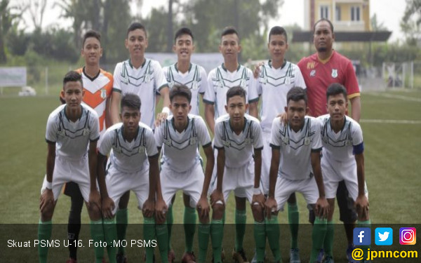 Liga 1 U-16: PSMS Bawa 17 Pemain Hadapi Sriwijaya FC - JPNN.COM