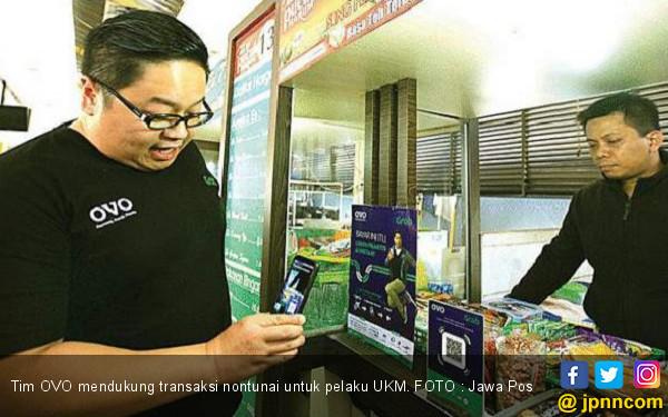 OVO Dukung Pertumbuhan UKM - JPNN.COM