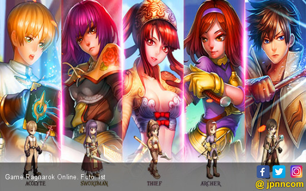 Game Ragnarok Online Kini Bisa Dimainkan di Smartphone - JPNN.COM