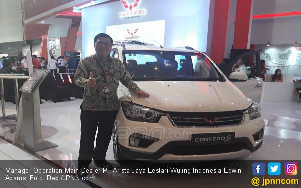 Harga Wuling Cortez dan Confero S di Surabaya Beda Rp 8 Juta - JPNN.COM