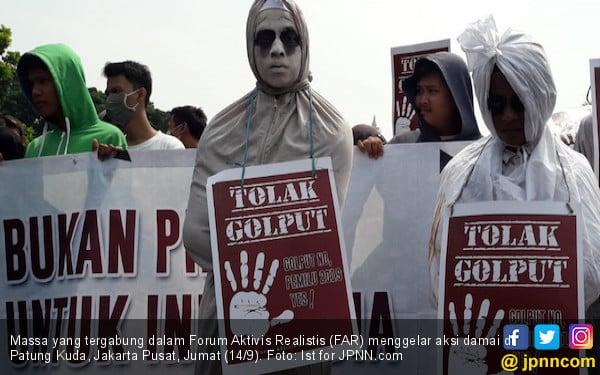 Forum Aktivis Realistis Minta Rakyat Tak Golput saat Pemilu - JPNN.COM