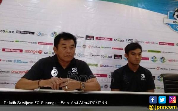 Subangkit Berharap Sriwijaya FC Terus Dinaungi Tren Positif - JPNN.com