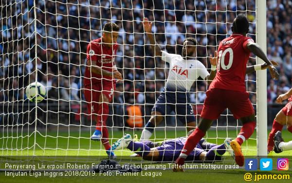 Hasil Liga Inggris: Bungkam Tottenham, Liverpool Sempurna - JPNN.COM