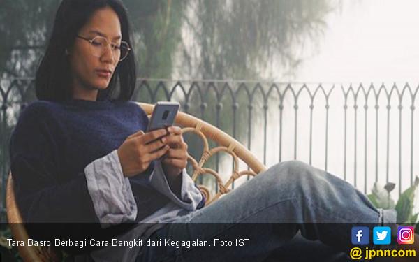 Tara Basro Berbagi Cara Bangkit dari Kegagalan - JPNN.COM