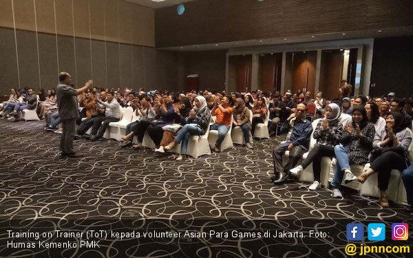 Asian Para Games 2018 jadi Ajang Mengenal Atlet Difabel - JPNN.COM